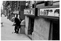 (rygielski.piotr) Tags: budapest budapeszt doors jim morrison street streetfoto solargraphy bessa bessar3a kodak trix 400800 d76 summicron summicronm50 50mm analog thedoors