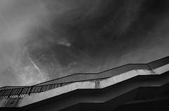 White and Black (rinzler_pl) Tags: f14 sigma 20mm art black white nikon d750 sky