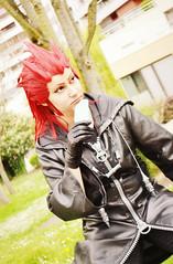 Axel - Kingdom Hearts (KeroPro) Tags: axel kingdom hearts kingdomhearts kh kh2 lea organization axeliste