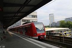 ET 423 der S-Bahn Köln im Essener Hbf (Vitalis Fotopage) Tags: s bahn köln rhein ruhr essen hbf s6 et alstom bombardier deutschland öpnv deutsche db vrr vrs 423