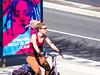 © Inge Hoogendoorn (ingehoogendoorn) Tags: rihanna bike dutchbikes bikes dutchbike fiets fietsen fietser utrecht venuslaan dreadlocks double doppleganger dubbelganger hair haar