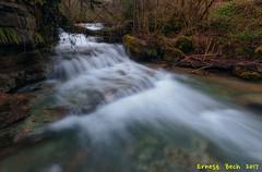 Torrent de la Masica (Ernest Bech) Tags: catalunya girona ripollès vallfogona river riu saltdaigua waterfall