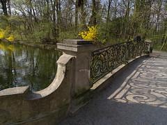 Bridge in castle Nymphenburg, Munich (tenokakos) Tags: munich germany nymphenburg