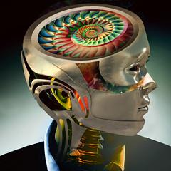 Psyche (jaci XIII) Tags: psyche memória cérebro humanidade cyborg memory brain mankind