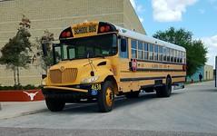 Bus #4638 - 2007 IC CE200 Handicap (Brady Backhoff) Tags: 4638 2007 ic ce 200 vt365 school bus hillsborough county florida wheelchair