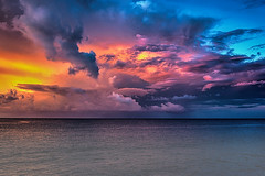 Sunrise, Baby Beach, Poipu, Kauai (drpeterrath) Tags: canon eos5dsr 5dsr sunrise poipu kaui kauai hawaii color clouds sky water ocean weather