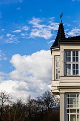 Celle- Tolle Architektur, Erker mit Giebel (FriscoRose) Tags: celle erker
