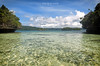 Indonesia - Raja Ampat: View from homestay Beser Bay Gam (Day 8 of 14) (Exper!ence it) Tags: indonesia raja ampat islands gam nature coral reef sky clouds pristine beauty nikond300 1635mm sea ocean remote