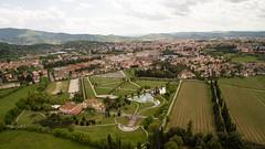Villa Severi Aerial