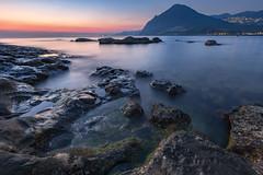 深澳岬角晨影 (JIMI_lin) Tags: taiwan 基隆 深澳漁港 深澳岬角 番仔澳 基隆山 九份 sunrise