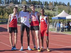 Andrea Virgili, Ndiaga Dieng, Matteo Coppari, Mamadou Barkinden Diallo