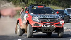 André Amaral & Nelson Ramos (P.J.V Martins Photography) Tags: mercedesproto todooterreno car allroad racingdriver racing terrain allterrain rally rali outdoors portugal loulé 4x4 4wd carro vehicle