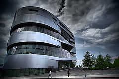 Mercedes Museum (gamze tatar) Tags: trave travelphotograpy street streetphotography architecture people photojournalism
