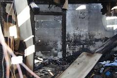 HausBrand030 (hgyx) Tags: feuer brand zerstörung erkalten spuren