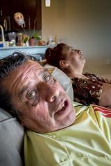 Seasoned (tehutli) Tags: love couple grandparents austin tx texas lovely life passion friendship green eyes greeneyes