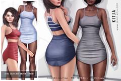 KITJA - Dina Outfit (ᴋɪᴛᴊᴀ) Tags: