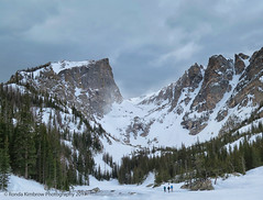 Dream Lake Hike - Rocky Mountain national Park (RondaKimbrow) Tags: dreamlake rockymountainnationalpark rmnp mountains colorado hiking estespark snow spring weather peaks halletpeak flattop outside usa