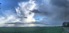 Stormy Day (andystones64) Tags: storms clouds cloudscape sky skyline horizon fields lincolnshire nlincs outside