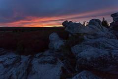 Bear Rocks Blue Hour (Ken Krach Photography) Tags: westvirginia dollysods