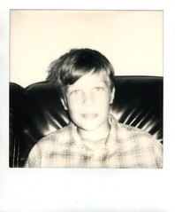 (andrew gallix) Tags: william yeartwelve westwimbledon 116richmondroad london polaroid bw