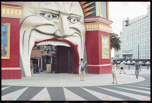 St Kilda Luna Park