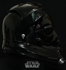 First Order TIE Pilot (Dean Hartmann) Tags: starwars anovos helmet prop props movie rogue one