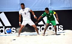 Cae México 2-3 ante Irán en Mundial de Futbol de Playa (conectaabogados) Tags: ante futbol irán méxico mundial playa
