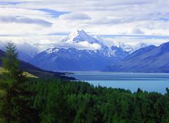 Aoraki/Mount Cook, New Zeeland (My Best Images) Tags: mountcook aoraki newzeeland