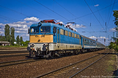 431 246 (Takcs Lszl Photography) Tags: train budapest trains locomotive 246 mv villany 431 szili vonat lszl v43 sn vast takcs vastlloms rkos villanymozdony mvtr takcslszl