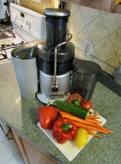 Breville Juicer for Juicing