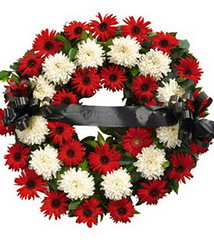 FTD Wreath (dobdeals.com) Tags: flowers wreaths eventsupplies