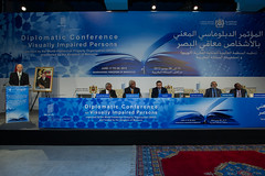 WIPO Director General Opens Marrakesh Diplomatic Conference for VIPs (World Intellectual Property Organization (WIPO)) Tags: wipo ompi directorgeneral francisgurry diplomaticconference