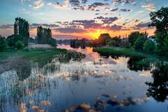 _DSC6650_2 (timurpodkolzin) Tags: закат солнце лето река воронеж усманка новаяусмань