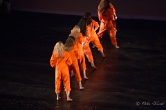 Youth Dance IMG_9349 (Orkakorak) Tags: orange youth back dance many 7 seven behind females