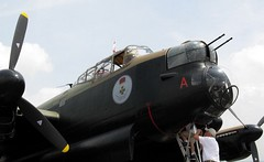 "Avro Lancaster B (8) • <a style=""font-size:0.8em;"" href=""http://www.flickr.com/photos/81723459@N04/9230575052/"" target=""_blank"">View on Flickr</a>"
