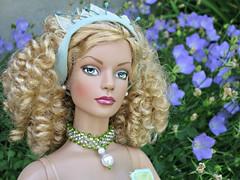 Garden Nymph2 (annesstuff) Tags: flowers garden doll sydney envy fashiondoll nymph tonnerdoll roberttonner annesstuff