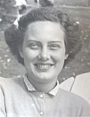 Mary Ellen Rudin, Madison 1950s (ali eminov) Tags: mathematicians topologists maryellen women mothers madison