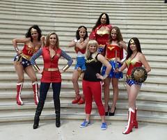 Wonder Woman and friends at SDCC 2013 (Cutterin) Tags: woman wonder justice dc san comic photoshoot cosplay diego wonderwoman comiccon con league justiceleague sdcc wondergirl 2013 dalemortonstudio sdcc2013 sandiegocomiccon2013 cutterin