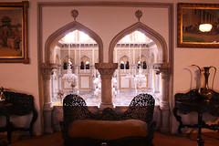 Royal Room (saish746) Tags: street india white black history monument canon pigeon indian palace historic ap lad cannon bazaar char hyderabad andhra minar pradesh charminar nizam telangana chowmallah