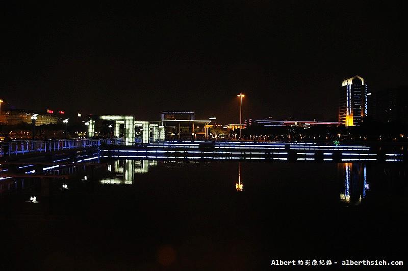 【東莞夜生活】亞洲第一廣場&玉蘭大劇院 (6)