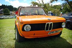 BMW 1602 at retro rides gathering 2013