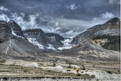 Views driving from Jasper, AB to Radium Springs, BC  7 (Largeguy1) Tags: mountains clouds canon landscape bc mark iii 5d approved viewsdrivingfromjasper abtoradiumsprings