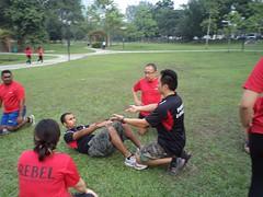 Rebel Bandar Utama (dan_fitcoachmy) Tags: rebel exercise malaysia bootcamp workout fitness outdoorfitness danielchandranayagam
