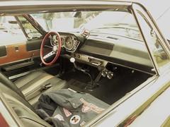 1963 Plymouth sport fury (bballchico) Tags: 1963 plymouth sportfury musclecar dragstrip racecar interior 206 washingtonstate arlingtonwashington