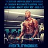 The Birth of a new you, believe in yourself as enough of a reason to transform.  Make your dreams a reality rep by rep. -Greg Plitt #MentalityMondays AllenElliott.com #Motivation #TrainingNeverStops #weightloss #health #fitness #fatloss #cardio  #FMITAL