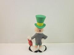 IMG_2756 (kramnagrom11) Tags: vintage toy vinyl rubber disney squeeze squeak squeaker jiminycricket