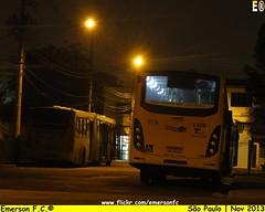 3 3318 - V.I.P. Unidade Imperador (Emerson F.C.®) Tags: brazil bus brasil sãopaulo sp mercedesbenz ônibus mondego o500ua vipiii apachevip of1721m