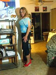 11-13-13 (58) (Spanky de Bautumn) Tags: cd sissy tranny trap ts tg femboi blondr