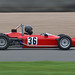 Mark Martin - Merlyn Mk20A (HSCC Historic Formula Ford) - Donington Park General Test Session.