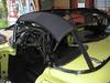 Corvette C1 Bj 59 Montage